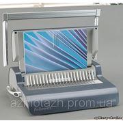 Брошюровщик QUASAR E А4, электрический,на пластиковую пружину фото