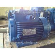 Электродвигатель АИР 80 В2 2,2кВт/3000об/м фото