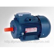 Электродвигатель АИР 63 В2 0,55кВт/3000об/м фото