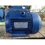 Электродвигатель АИР 71 В2 1,1кВт/3000об/м фото