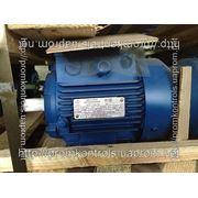 Электродвигатель АИР 71 А2 0,75кВт/3000об/м фото