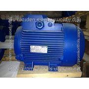 Электродвигатель АИР 112 M2 7,5кВт/3000об/мин фото