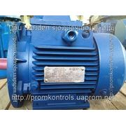 Электродвигатель АИР 80 А4 1,1кВт/1500об/мин фото