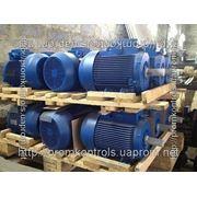 Электродвигатель АИР 132 S4 7,5кВт/1500об/мин фото