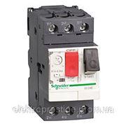 Автоматический выключатель GV2ME08 2,5-4А фото