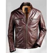 Заклеить дырку в коже (пиджак, куртка, плащ) фото