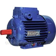 Электродвигатель АИР 71 В6, АИР71В6, 0,55 кВт 1000 об/мин фото