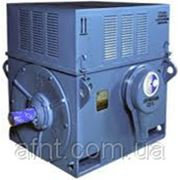 Высоковольтный электродвигатель типа А4-400Х-4МУ3 500 кВт/1500 об/мин фото