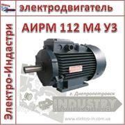 Электродвигатель АИРМ 112 М4 У3 фото