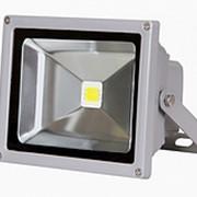 Светодиодный Прожектор Jazzway PFL-SC- 30W (6500К, матовое стекло, защита IP65) фото