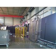Стеклопакетное производство Lisec 2006 года. фото
