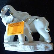 Сувенир Слон 2713 11,5х13 см. фото