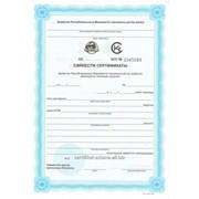 Сертификация ISO/ИСО 9001 фото