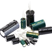 Конденсатор электролитический 25V 330uF 8*12мм фото