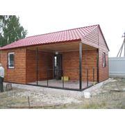 Бытовки; дачные домики; качесвенно фото