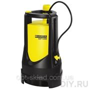 Погружной насос Керхер для грязной воды Karcher SDP 14000 IQ Level Sensor фото