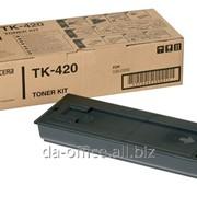 Kyocera TK-420 черный 128490 фото