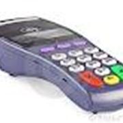 Безконтактный платежный терминал фото