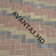 Тротуарная плитка, арт. 32 фото