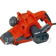 Ленточная шлифовальная машина WATT WBS-850 арт. 4.850.533.00 фото