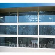 Панорамные ворота AluPro типов полотна АЛПС фото