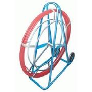 Прокладка волоконно-оптического кабеля в городской телефонной канализации ГЦТ &#34-Алматытелком&#34-. фото