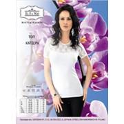 Блузка El Fa Mei 161 Katelyn белая фото