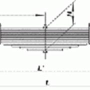 Рессора МАЗ-5336 передняя (12 листов) L=1980мм ЧМЗ фото