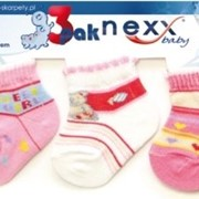 Носки для девочек 3-pak-a-girl фото