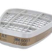 Фильтр (патрон) сменный 3М 6051 в упаковке 2 шт фото
