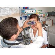 Компьютерная иридовисцеральная (указательная) диагностика фото
