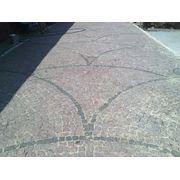 Гранитная брусчатка Житомир фото