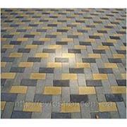 Плитка тротуарная ФЭМ «Брусчатка» фото