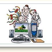 Анимация классическая профессиональная. Рисунок руками, компьютерная графика, flash. Разработка и создание персонажей для рекламы. фото