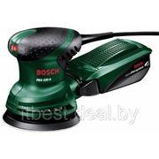 Эксцентриковая шлифовальная машина Bosch PEX 220 A фото