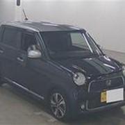 Хэтчбек турбо HONDA N ONE кузов JG1 Premium Tourer L Package гв 2013 пробег 72 т.км темно синий серый фото