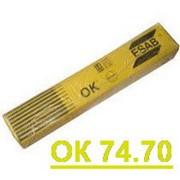 Электроды сварочные ОК 74.70 d3.2, ESAB, Швеция фото
