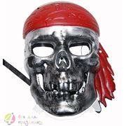 Маска череп Пираты карибского моря фото