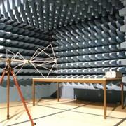 Испытания по электромагнитной совместимости ЭМС энергетического оборудования к разрядам статического электричества фото