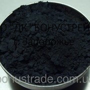 Пигмент для бетона (черный) фото