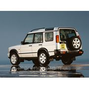 Land Rover Discovery фото