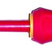 Отвертка диэлектрическая шлицевая SL3,0x75мм 1000В СrV sigma 4008011 фото