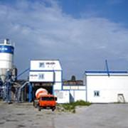 Стационарные бетонные заводы контейнерного типа ELKOMIX 35 CON фото