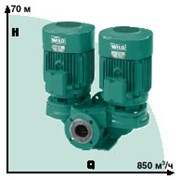 Сдвоенные насосы Wilo-DPq фото
