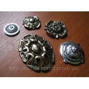 Декор металлизированный фото
