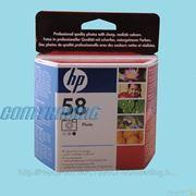 Картридж HP C6658AE No.58 photo фото
