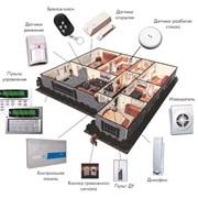 Монтаж, наладка и техническое обслуживание охранных систем фото