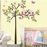 Роспись стен детских комнат фото