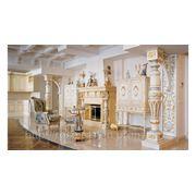 Дворцовая роспись с золотом фото