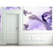 Акварельная роспись стен фото